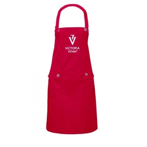 Victoria Vynn prijuostė raudona