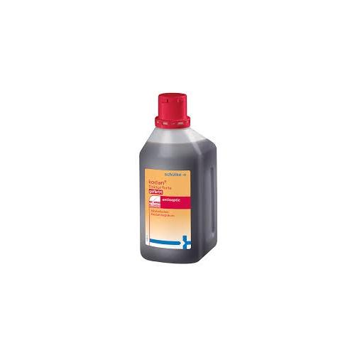 SHULKE Kodan tincture forte (spalvotas) odos dezinfekantas, 1000ml