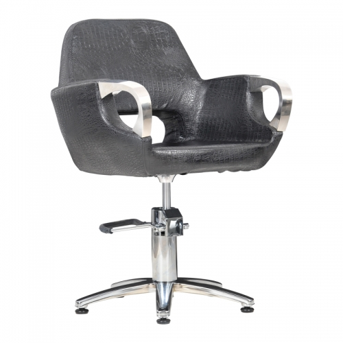 "Kėdė ""Med steel"" juoda"