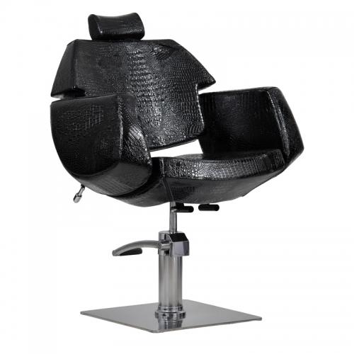 "Kėdė ""Imperia Bis"" juoda blizgi"