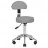 Kosmetologinė kėdė BASIC 304 pilka