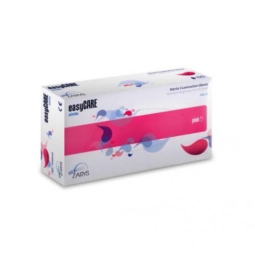 Nitrilinės pirštinės rožinė spalva