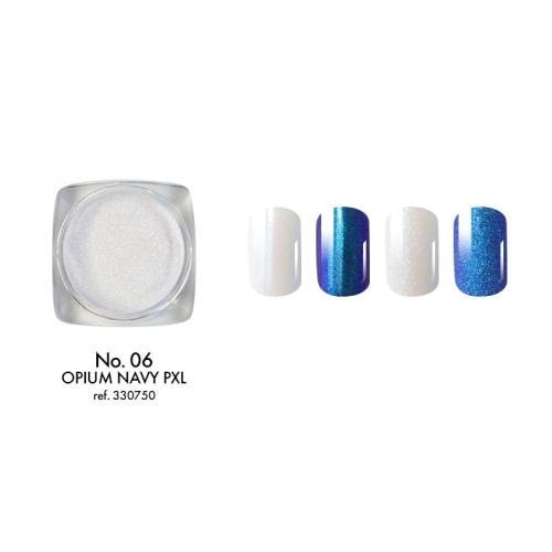 Dekoracinės dulkės OPIUM BLUE PXL