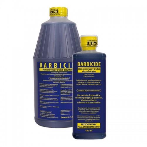 BARBICIDE dezinfekcijos preparatas - koncentratas 480ml.