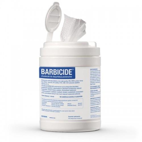 BARBICIDE servetėlės skirtos dezinfekcijai 120vnt.