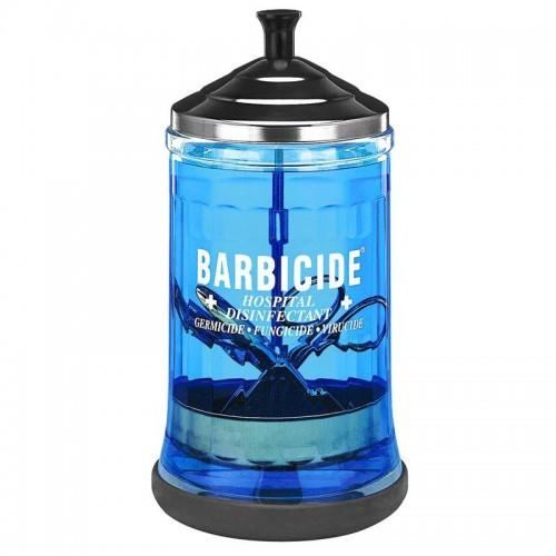 BARBICIDE stiklinis konteineris dezinfekcijai 750ml