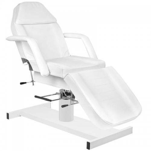 Kosmetikos krėslas 210, baltas