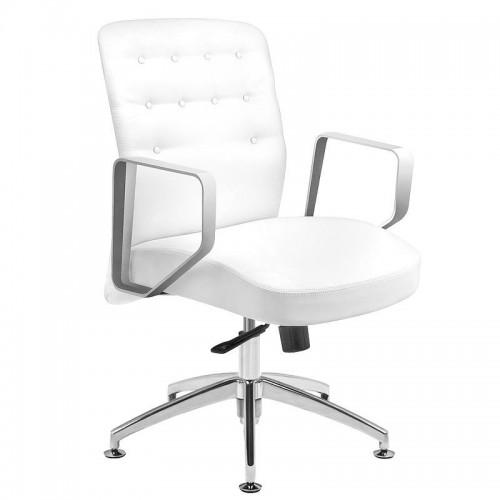 Kosmetologinė kėdė RICO 299 balta